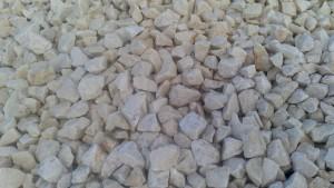triturado marfil